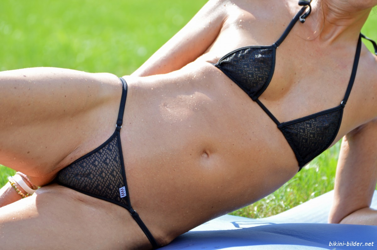 Did these celebs really not realize their bikinis were completely see