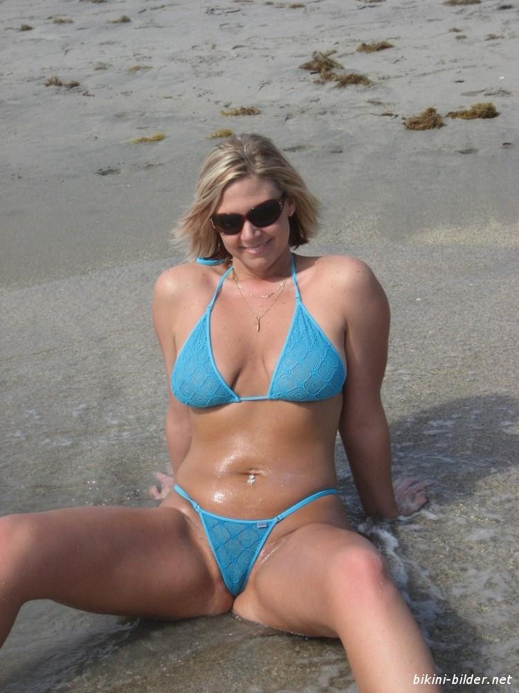 Wife in bikini homemade pics, cosplay analplug porn
